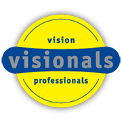 Visionals Optiek Zaandam Logo